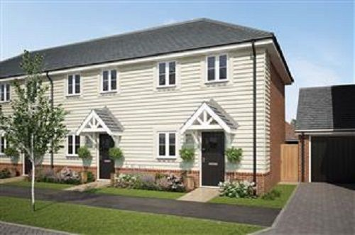Thumbnail Terraced house for sale in Alford Road, Cranleigh, Surrey