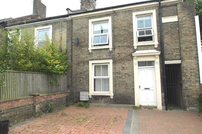 Thumbnail Flat to rent in Heigham Road, Norwich