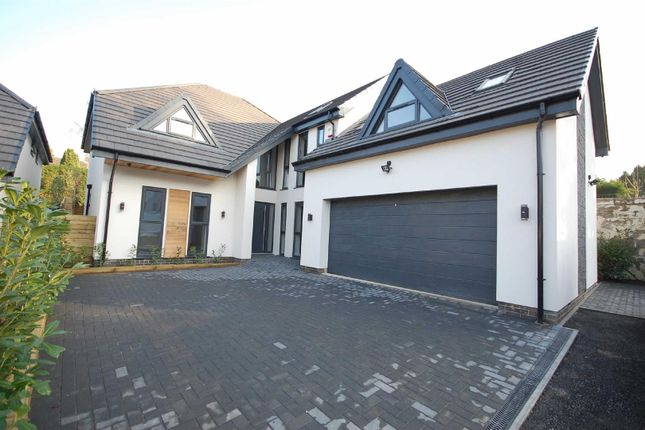 Thumbnail Detached house for sale in Plot 4, Sheepwalk Lane, Ravenshead