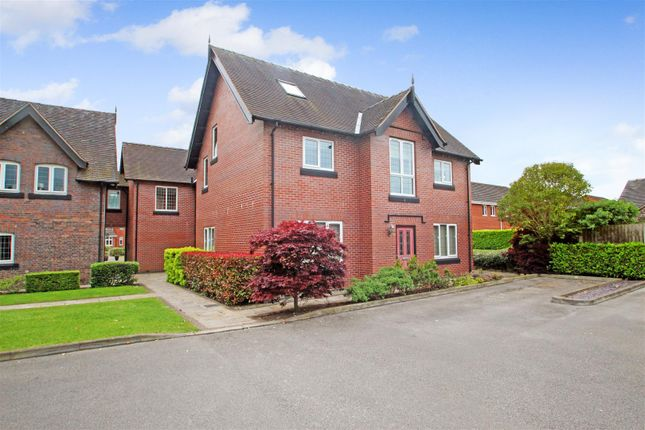 3 bed flat for sale in Manor Farm Drive, Tittensor, Stoke-On-Trent ST12