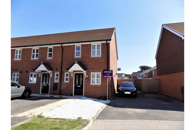 Thumbnail End terrace house for sale in Malthouse Way, Worthing