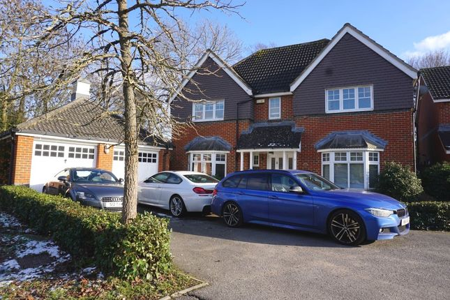 Thumbnail Detached house for sale in Nigel Fisher Way, Chessington
