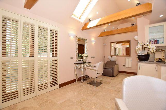 Salon/Studio of Chapman Fields, Cliffsend, Ramsgate, Kent CT12