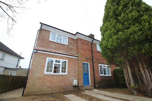 Thumbnail Semi-detached house to rent in Cardwell Crescent, Headington, Oxford