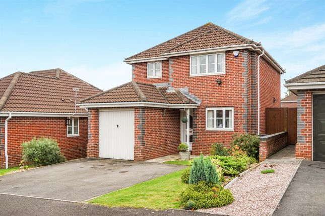 Thumbnail Detached house for sale in Hicks Avenue, Emersons Green, Bristol