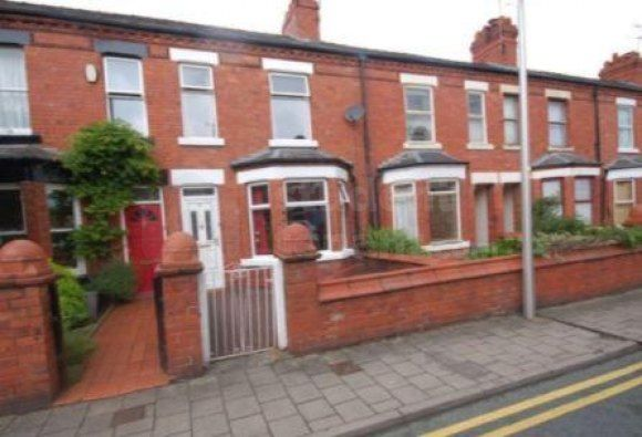 Thumbnail Shared accommodation to rent in Princes Avenue, Chester, Cheshire West And Chester