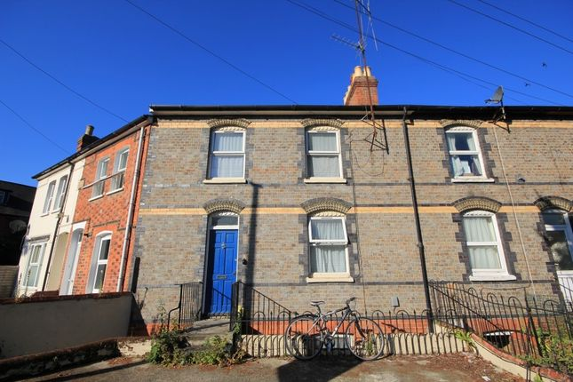 Thumbnail Terraced house for sale in Erleigh Road, Reading