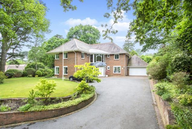 Thumbnail Detached House For Sale In The Avenue Westbourne Bournemouth