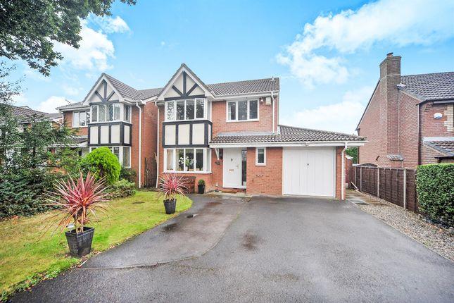 Thumbnail Detached house for sale in Bishop Close, Pewsham, Chippenham