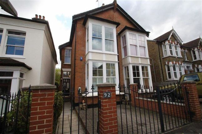 Thumbnail Semi-detached house for sale in Queens Road, Buckhurst Hill, Essex