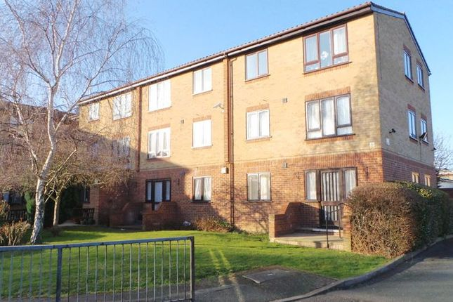 Thumbnail Property for sale in Churchill Court, Ainsley Close, Edmonton