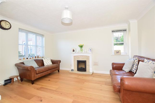 Thumbnail Link-detached house for sale in Rectory Close, Ashington, West Sussex