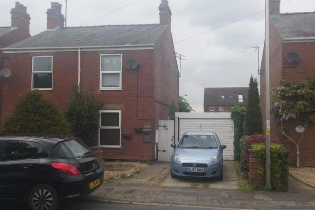 Thumbnail Semi-detached house to rent in Pennygate, Spalding