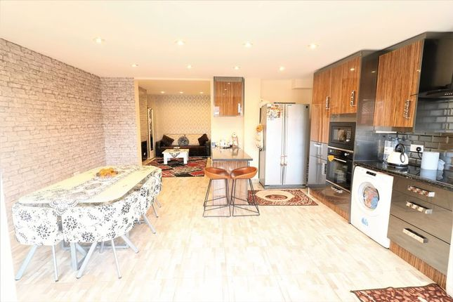 Thumbnail Terraced house for sale in Flexmere Road, London