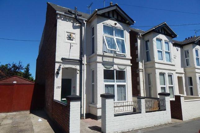 Thumbnail Detached house for sale in 122 Queens Walk, Peterborough, Cambridgeshire