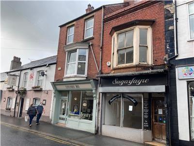 Thumbnail Retail premises for sale in 11 Wrexham Street, Mold, Flintshire