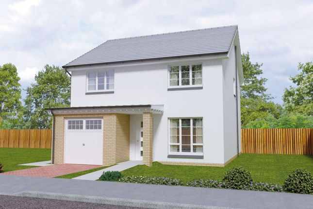 Thumbnail Detached house for sale in The Leven, Middleton Road, Perceton, Irvine, North Ayrshire