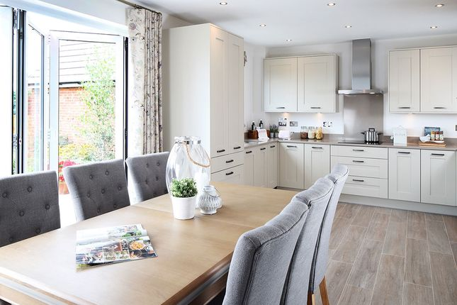 """3 bedroom detached house for sale in """"Oxford Lifestyle"""" at West Wold, Swanland, North Ferriby"""