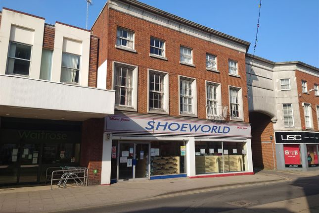 Thumbnail Commercial property to let in Queen Street, Ramsgate