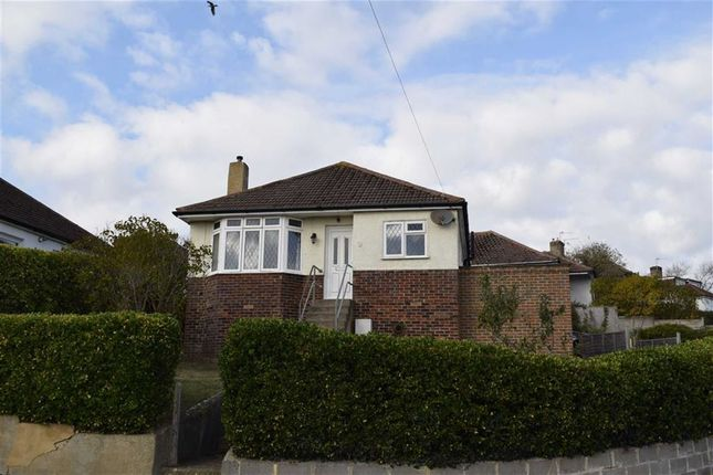 Thumbnail Detached bungalow for sale in Conqueror Road, St Leonards-On-Sea, East Sussex
