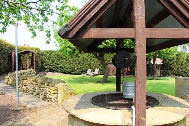 Well And Garden of Upper Lane, Netherton, Wakefield WF4