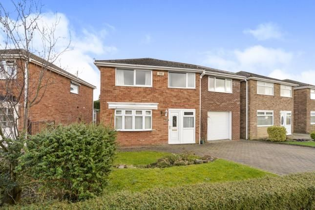Thumbnail Detached house for sale in Crowood Avenue, Stokesley, North Yorkshire