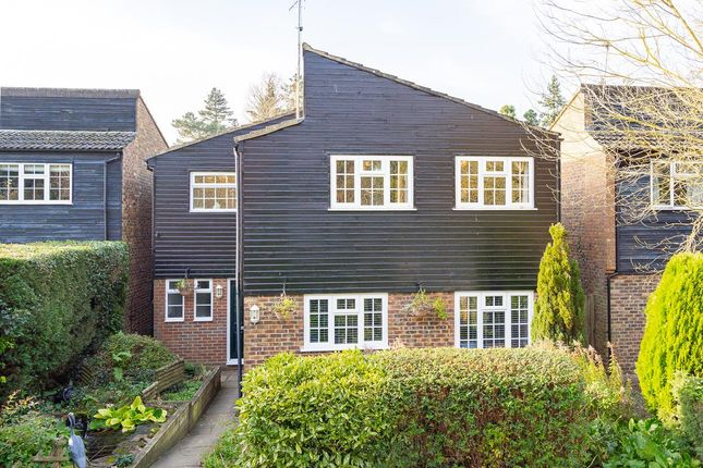 Thumbnail Detached house for sale in Dicket Mead, Welwyn