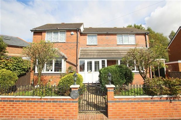 Thumbnail Property for sale in Roundhay, Blackpool