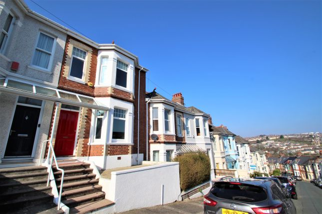 3 bed terraced house to rent in Kinross Avenue, Plymouth PL4