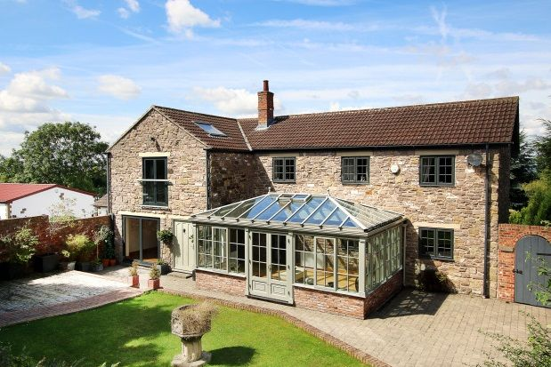 Thumbnail Detached house to rent in Greaves Sike Lane, Micklebring, Rotherham