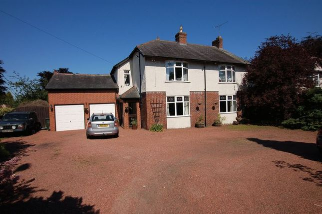Thumbnail Detached house for sale in Main Road, Kenton Bank Foot, Newcastle Upon Tyne
