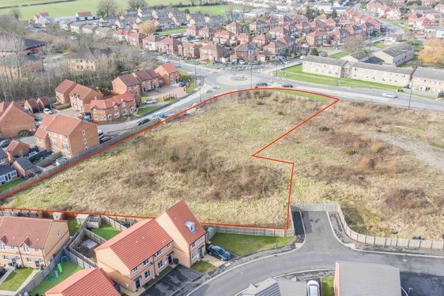 Land for sale in Catterick Road, Colburn