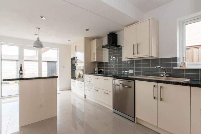 Thumbnail Detached house for sale in Lower Road, Hullbridge