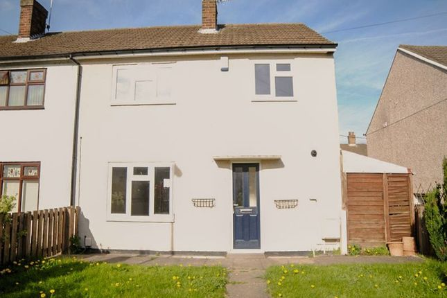 Thumbnail Semi-detached house for sale in Cherry Close, Chesterton, Newcastle-Under-Lyme