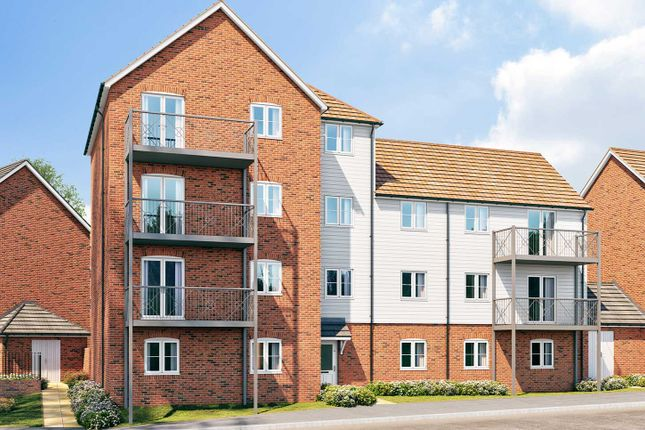 """1 bed flat for sale in """"Harrier House - Ground Floor"""" at Star Lane, Margate CT9"""