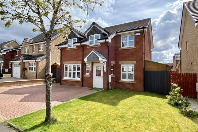 Thumbnail Detached house for sale in Inverlochy Road, Airdrie