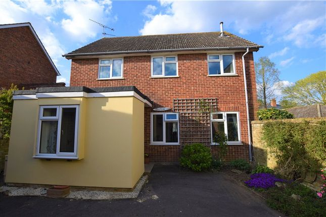 Thumbnail Detached house for sale in Godfrey Way, Dunmow
