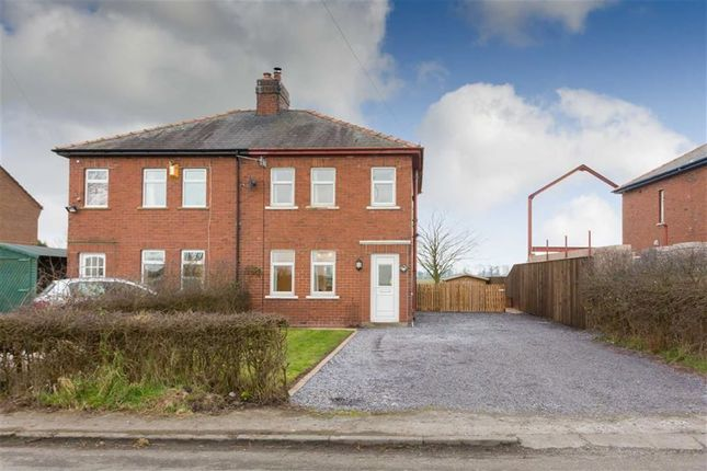 Thumbnail Semi-detached house to rent in Sowerby Road, Sowerby, Preston