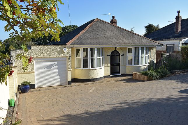Thumbnail Detached bungalow for sale in Pinn Lane, Pinhoe, Exeter