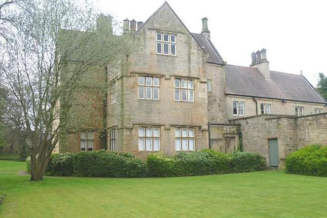 Thumbnail Flat to rent in Clerkson Hall, Parkers Lane, Mansfield Woodhouse, Mansfield, Notinghamshire