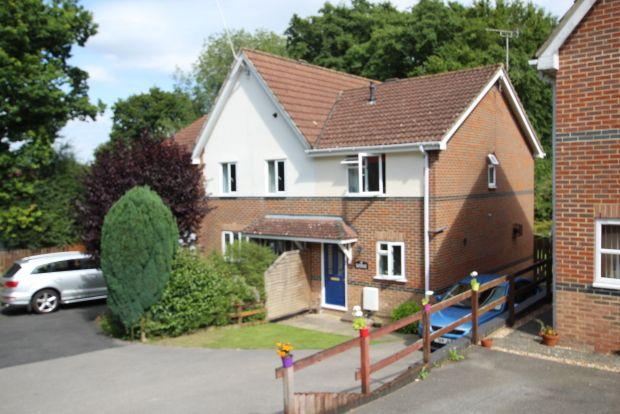 2 bed semi-detached house to rent in Henley Meadows, St. Michaels, Tenterden TN30