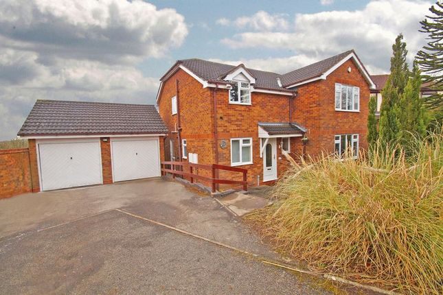 Thumbnail Detached house for sale in Coleford Close, Redditch