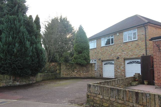 Thumbnail Detached house for sale in Stedman Close, Uxbridge