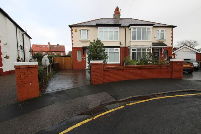 Thumbnail Semi-detached house to rent in The Crescent, Liverpool