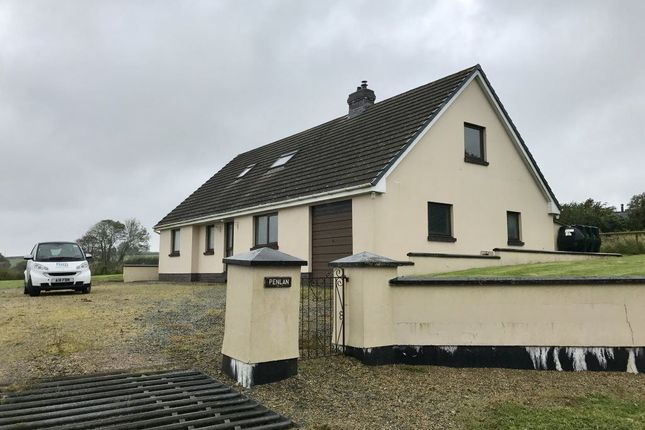 Thumbnail Bungalow to rent in Llysyfran, Haverfordwest, Pembrokeshire