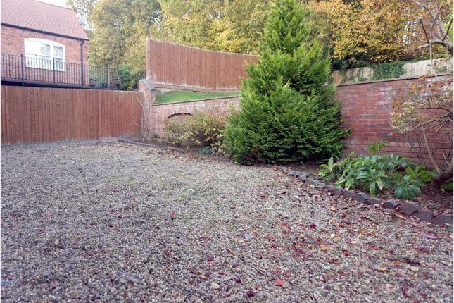 Rear Garden of Lichfield Road, Tamworth B78
