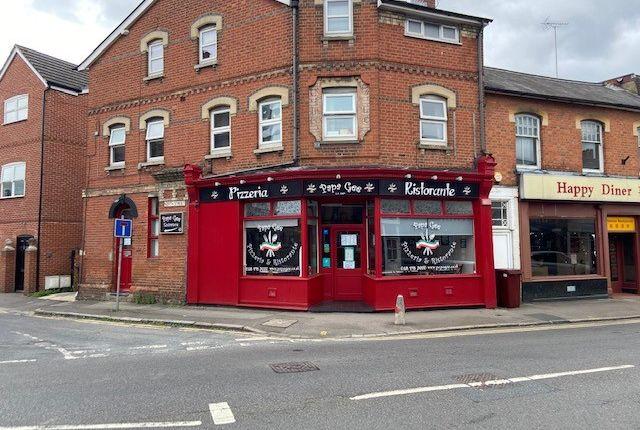 Thumbnail Leisure/hospitality for sale in 5 Prospect Street, Caversham, Reading