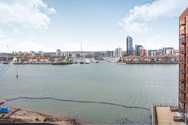 Sea View of Centenary Plaza, Woolston, Southampton SO19