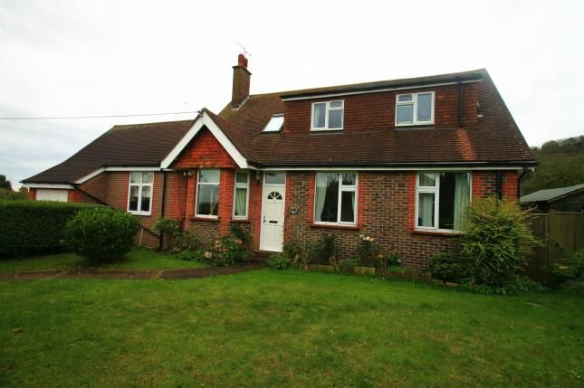 Thumbnail Bungalow for sale in Filching Road, Eastbourne, East Sussex