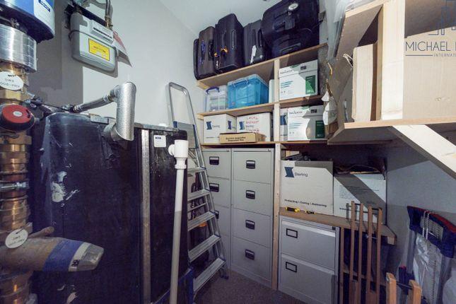 Basement Store Room